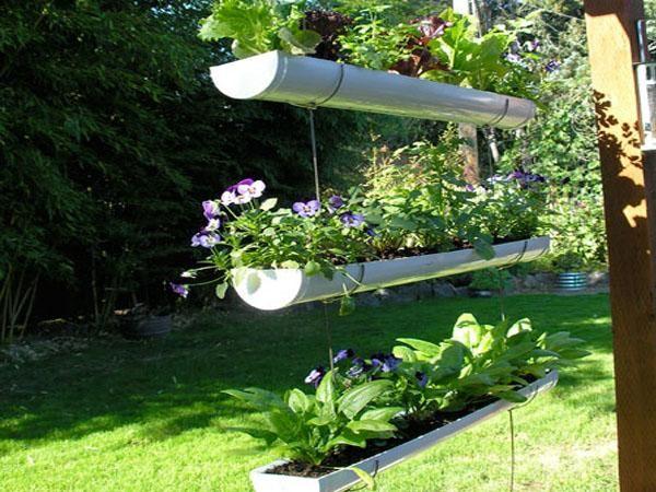 Ideas para decorar t jard n reciclando ideas para el - Decorar terrazas reciclando ...