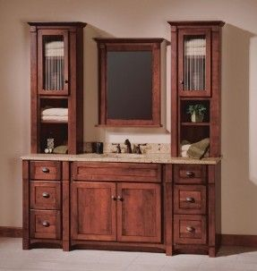bathroom vanities with towers - Google Search