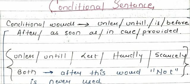English Grammar Class Notes of KD Campus For Competitive