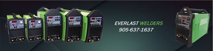 Everlast Welders is a one stop name for the best quality aluminium welders.