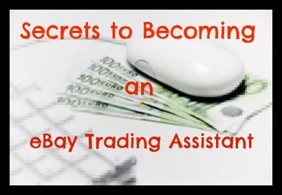 eBay Trading Assistant - Secrets you Must Know