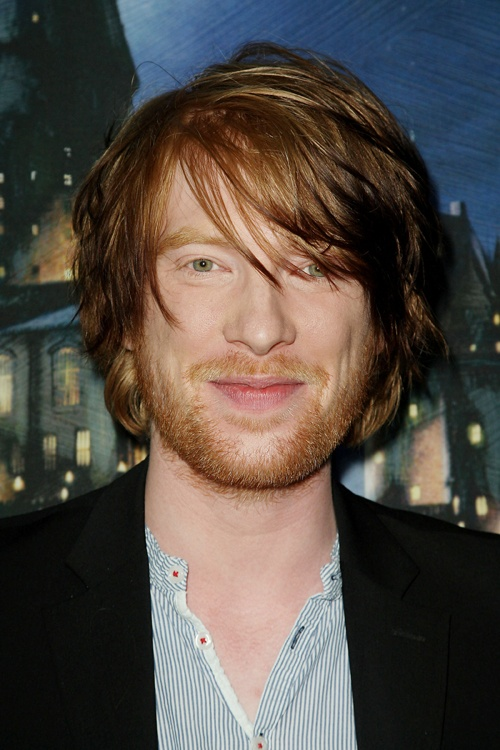 "Domhnall Gleeson (Bill Weasley) bei der DVD-Premiere von ""Harry Potter und die Heiligtümer des Todes - Teil 1"" am 04. April 2011 in New York (Quellen: © 2011 Warner Bros. Ent.  Harry Potter Publishing Rights © J.K.R. - Harry Potter characters, names and related indicia are trademarks of and ©Warner Bros. Ent. All Rights Reserved.)"