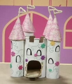 castle kids craft | Castle Crafts for Kids | 3 daughters