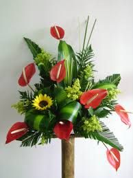 Resultado de imagem para imagenes arreglos florales exoticos