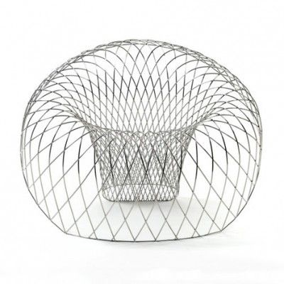 Reverb Wire Chair - Minimalissimo