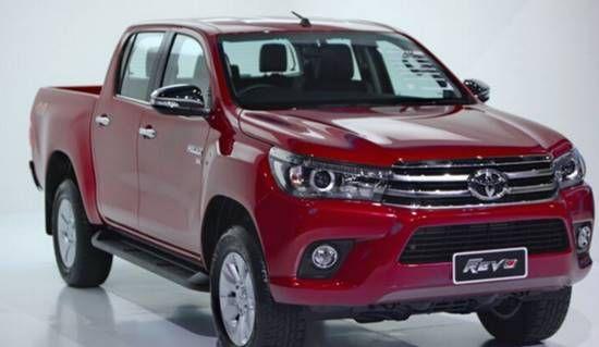 2016 Toyota Hilux Release Date