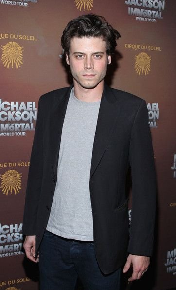 Francois Arnaud - Los Angeles Premiere Of Michael Jackson THE IMMORTAL World Tour By Cirque du Soleil