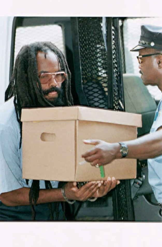 Mumia Abu-Jamal Gives College Commencement Speech From Prison | Mumia Abu-Jamal Gives College Commencement Speech From Prison