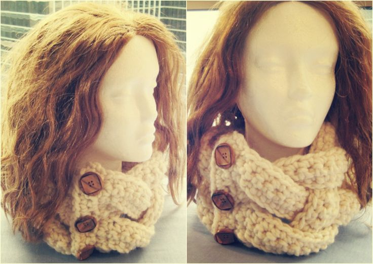 [EASY][Free pattern] Be like a Queen in this Amazing Cowl... | Do It Yourself Ideas