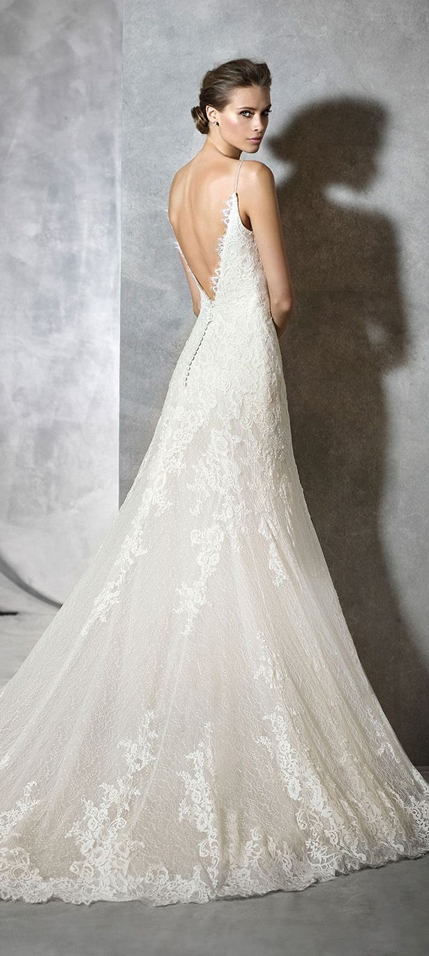 Praciala IN STORE!!  Pronovias  Pinterest  Belle, The ojays and ...
