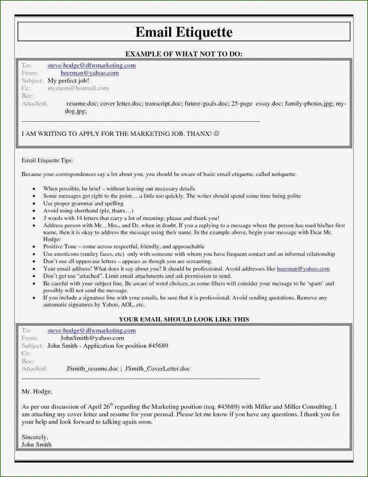 19 breathtaking email template for sending resume for 2020