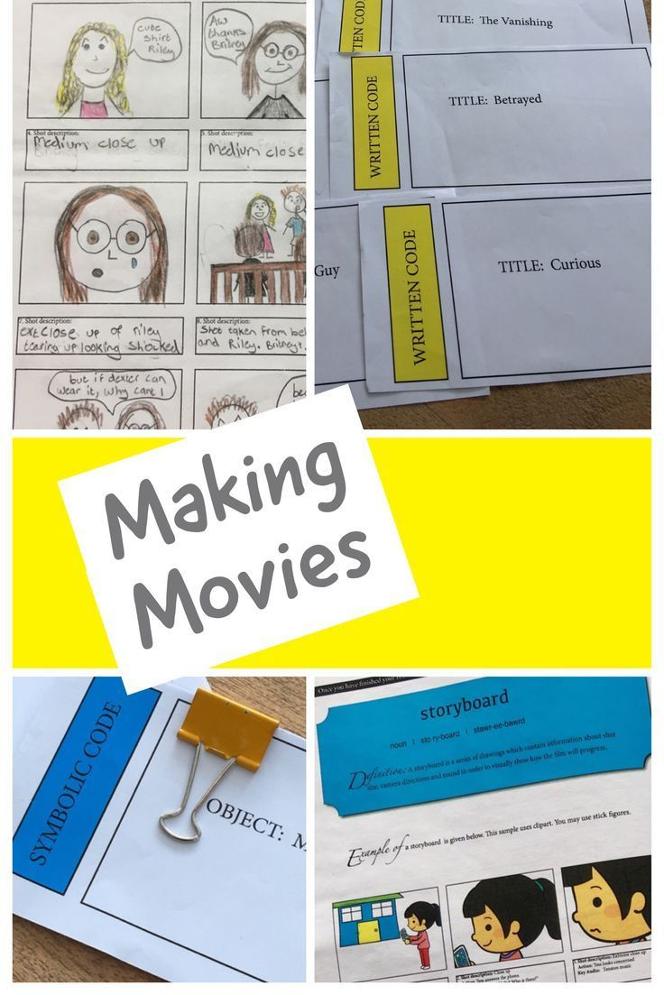 This package includes a fun filming task where students are asked to create a short film using the symbolic, written, audio and technical codes. The booklet includes the task description, space to brainstorm the narrative using the narrative elements of character, setting, conflict and resolution, storyboard sheets, evaluation questions and a marking key. A lesson plan is included as are symbolic code and written code flashcards to use with students to help them come up with some great story…
