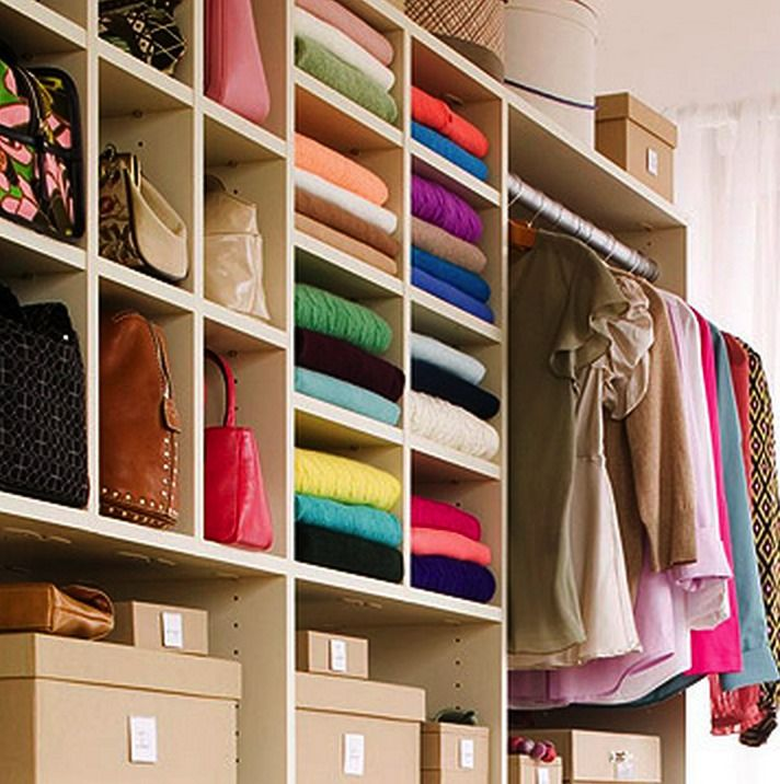 Life Hacks How To Declutter For A Better Life: 12 Best Sweater Storage Images On Pinterest