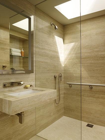 modern bathroom by V  & Company, Fine Builders