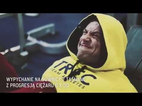 Trening & motywacja  - NOGI