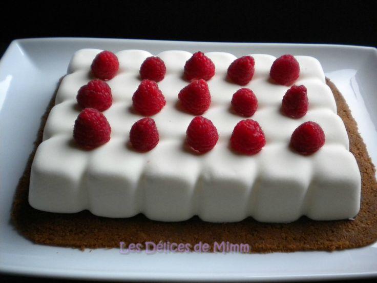 Cheesecake au Limoncello et framboises (sans cuisson) 3