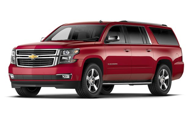 Chevrolet Suburban Wins Best Full-Size SUV/Crossover for 2016 | Car and Driver