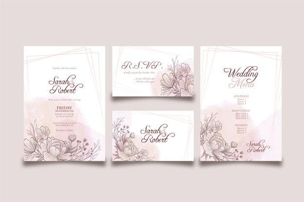 Shablon Elegantnoj Temy Svadebnogo Priglasheniya Wedding Invitation Card Design Wedding Invitation Cards Elegant Wedding Invitations