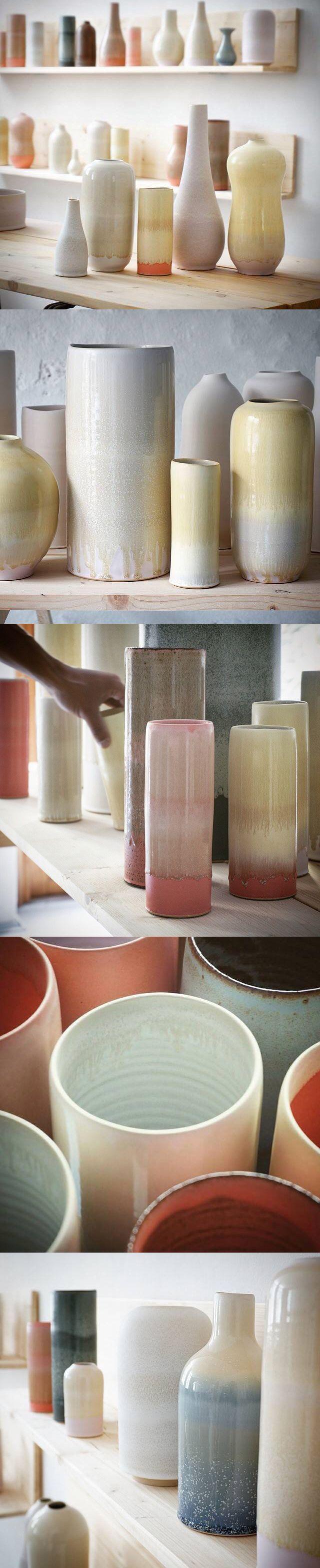 Handmade Danish ceramics from Tortus Copenhagen
