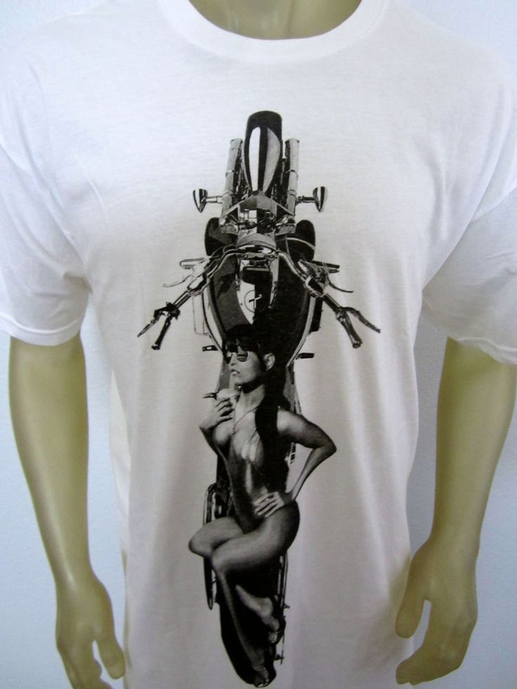 "NWT Two In The Shirt ""TITS""  White Biker urban skate shirt men's 2XL #twointheshirt #GraphicTee"