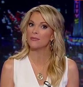 Fox New's Megyn Kelly had a one-word response to professors at the University of California, Irvine, who want the United States flag banned because it contributes to racism. Actually, Kelly didn't even need an actual word to express her feelings about the professors, who have expressed their support for a student organization that voted to ban all national flags -- including the U.