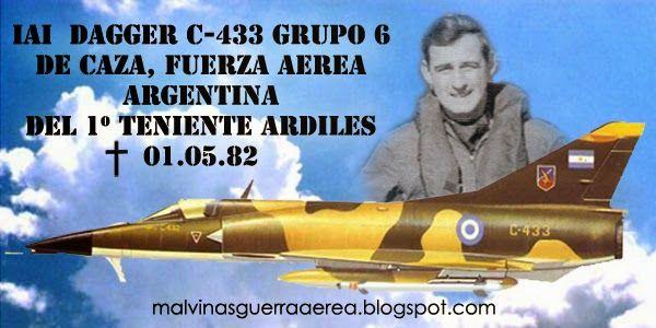 Malvinas Guerra Aérea: Bautismo de Fuego de la Fuerza Aérea Argentina : 1 de mayo de 1982