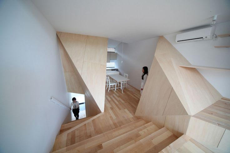 ALPHAVILLE Architects, Kei Sugino · New Kyoto Town House · Divisare