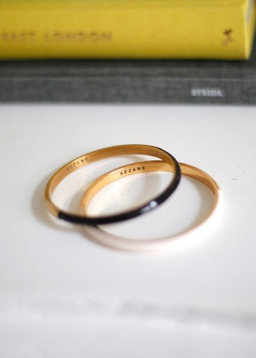 Bracelet Gisele // Lookbook Pré-collection Printemps Eté #sezane #bracelet #gisele #lookbook #precollection #printemps #ete