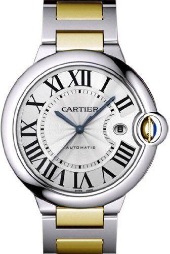Cartier Men's W69009Z3 Ballon Bleu Stainless Steel and 18K Gold Automatic Watch https://www.carrywatches.com/product/cartier-mens-w69009z3-ballon-bleu-stainless-steel-and-18k-gold-automatic-watch/ Cartier Men's W69009Z3 Ballon Bleu Stainless Steel and 18K Gold Automatic Watch  #cartierwatchesformen #cartierwatchesforsale More Cartier watches : https://www.carrywatches.com/shop/wrist-watches-men/cartier-watches-for-men/