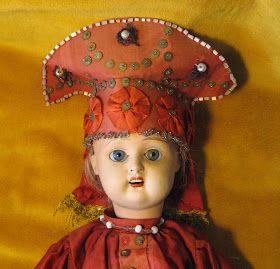 Old Toys Factory: Музей антикварных русских кукол - 8 (куклы фабрики Дунаева в Хотьково)