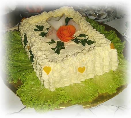 torta de pao: Torta De, Torta Salgada