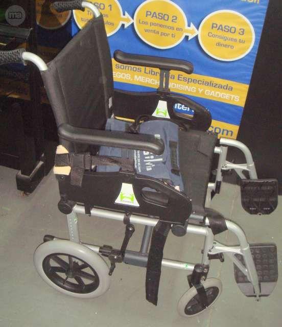 . Silla de ruedas dromos rp silla de ruedas plegable manual con garantia silla de ruedas dromos rp silla de ruedas manual autopropulsable de aluminio (ruedas traseras grandes). silla de ruedas con garant�a de por vida en cruceta y chasis peso de silla 13 k