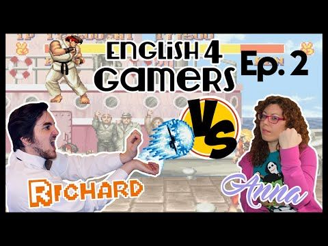 The second episode of English4Gamers is out! Here a listening activity on it