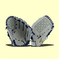 2016 Easton MAKO College Custom Series Exclusive Fastpitch Softball Glove: UCLAFP1250
