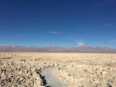 Salar de Atacama, Chile (DP).