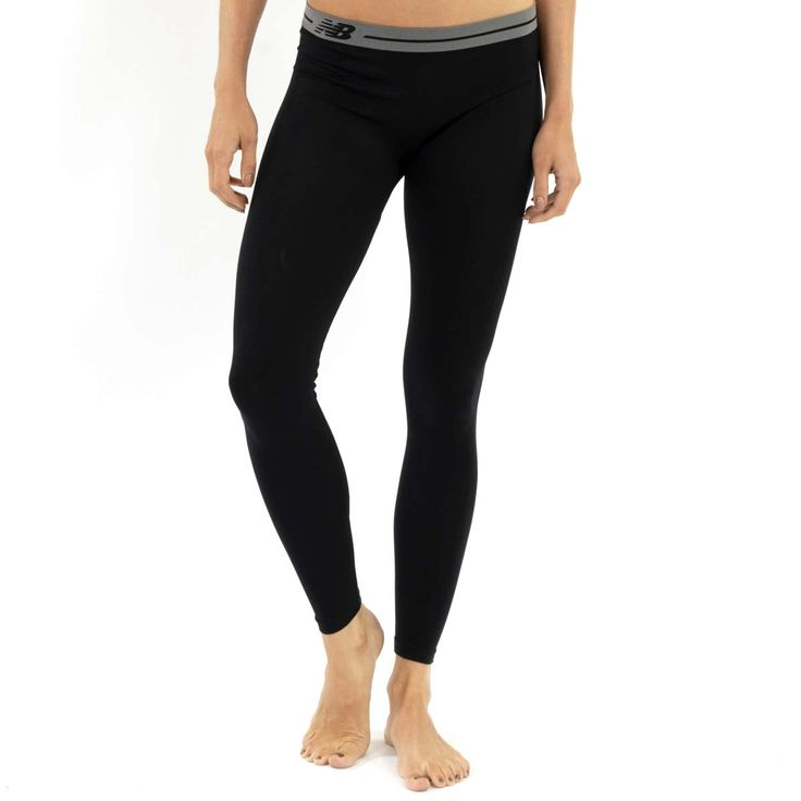 New Balance Base Layer Leggings – Grey