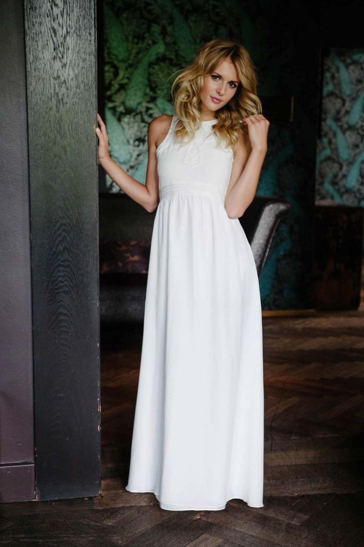 18 best | Press | images on Pinterest | Bridal dresses, Short ...