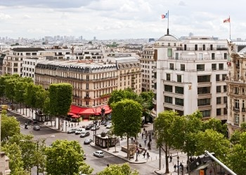 #JSTakeMeThere Hotel Fouquet's Barriere