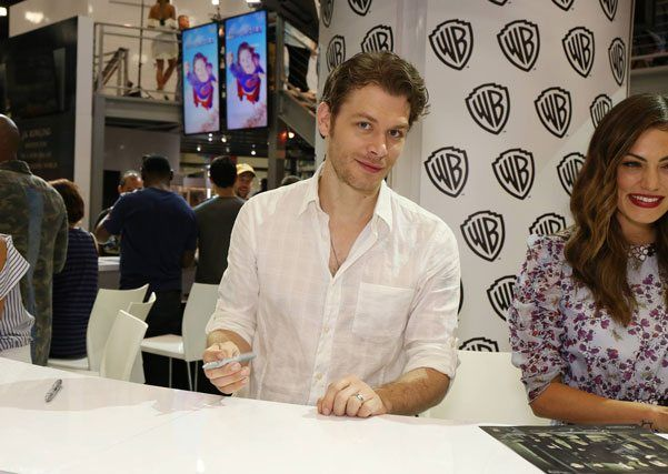 "Joseph Morgan Interview: ""Die Originale"" Staffel 4"