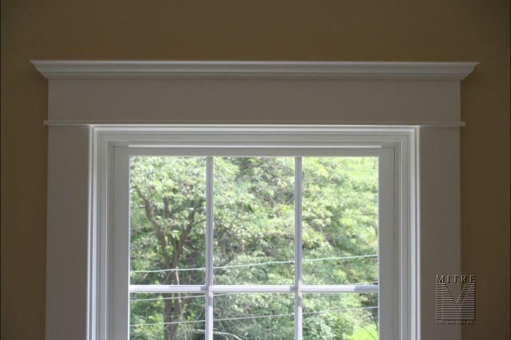 Indoor window casing ideas   WindowDetail