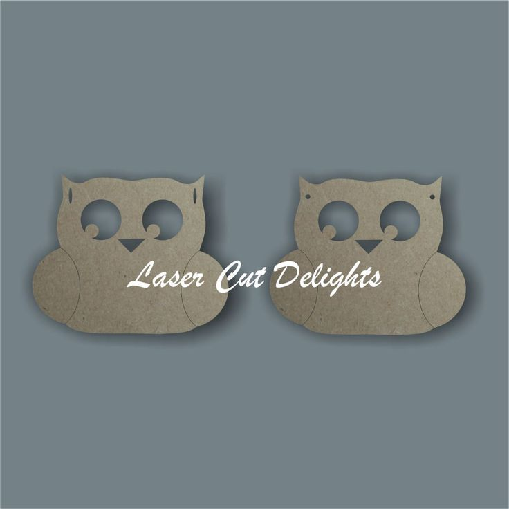 Lovely little owls bunting leaving enough space for 4cm letters