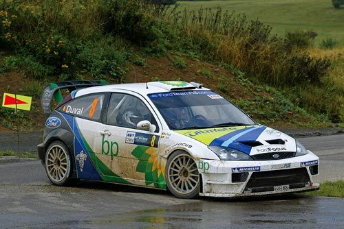 Ford Focus RS 2004 Rally Deutschland