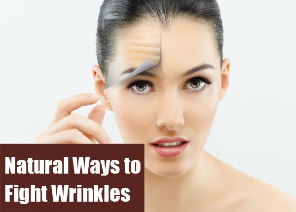 """Natural Ways to Fight Wrinkles - """"Oh wow! She looks so young! Do you know she is above forty? Such a lovely skin!"""" You must have heard these comments innumerable times when you are out with your friends partying or just chilling out. Instantly you feel like """"Damn! Wish I had that skin!"""" You wish, we solve. Nothing expensive, some very easily available fridge and kitchen items and ofcourse a little patience. Read through the article to know the amazing natural ways to fight wrinkles easily."""