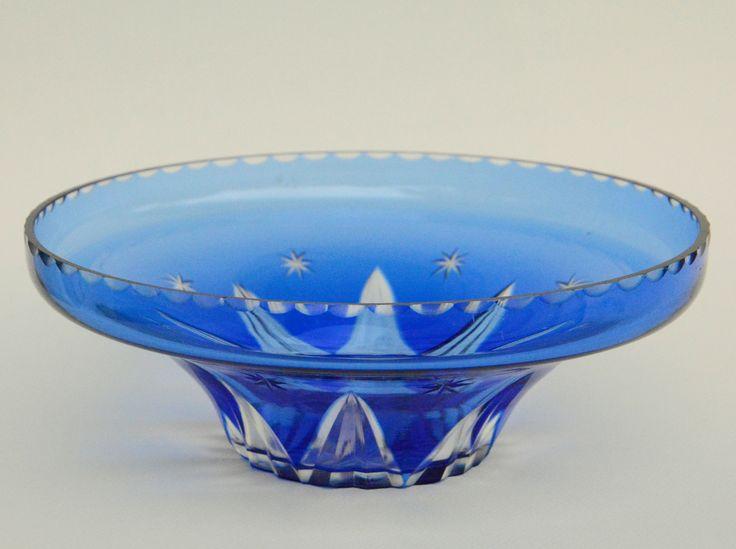 Varajane Tarbeklaas: sinisest kahelisklaasist kauss, eAntiik