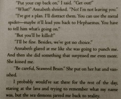 Percabeth-the early years
