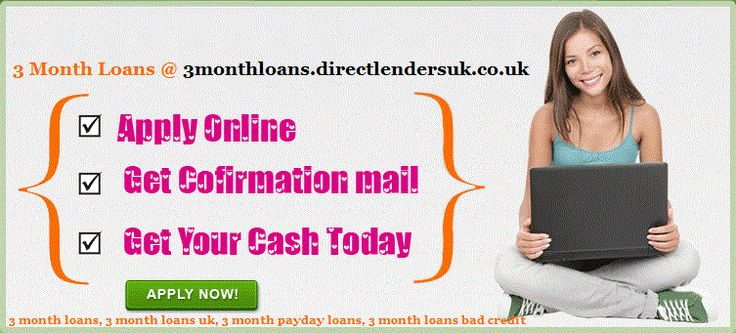 In a nutshell, 3 month loans are most convenient cash aid for you which not only help you to recover your financial injuries but also sustain your good credit record. @ http://3monthloans.directlendersuk.co.uk/ #3monthloans, #3monthloan, #3monthpaydayloans, #nocreditcheckloans, #12monthloans