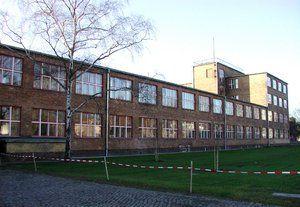 Max-Taut-Schule I Architekt: Max Taut I Baujahr: 1927-1932 I Adresse: Fischerstraße 36, Berlin