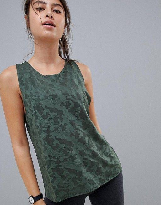 0d1cdb739d8b0 4505 sheer camo vest top | NEED | Camo tank tops, Camo vest, Tops