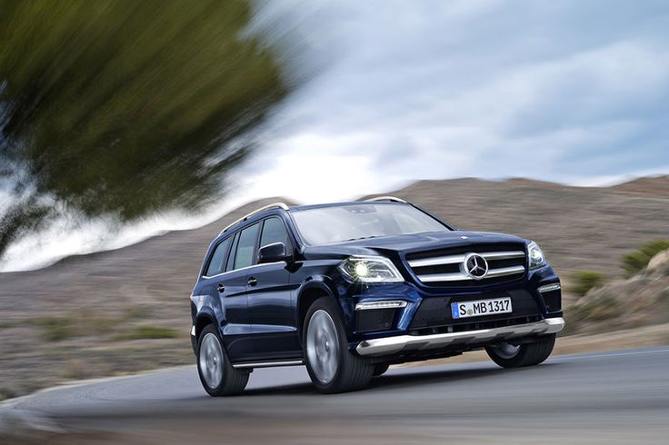 Mercedes GL-Class 2012 review | www.carskings.com