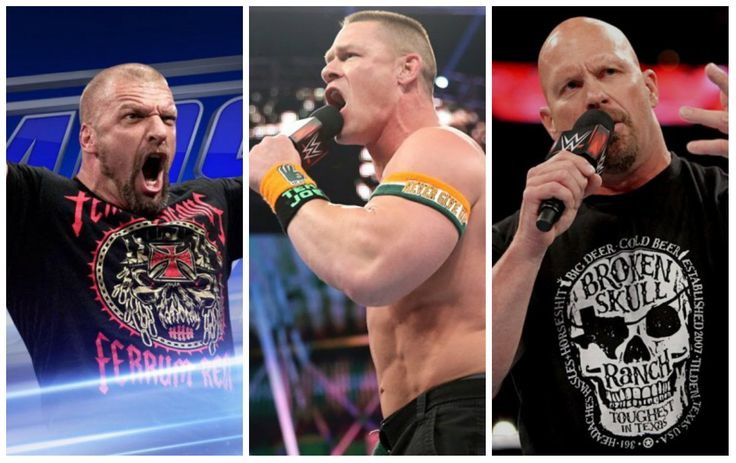 viralldose.com Greatest Mock Draft Ever: 10 All-Time Fantasy Picks For RAW And SmackDown